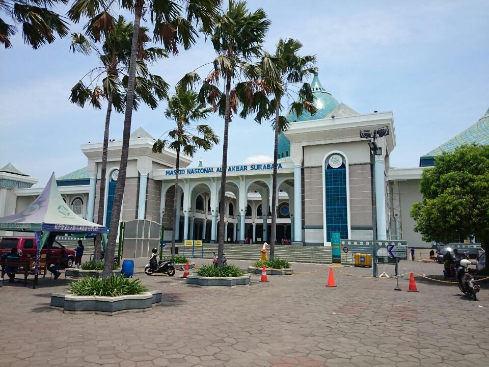 Al-Akbar Grand Mosque