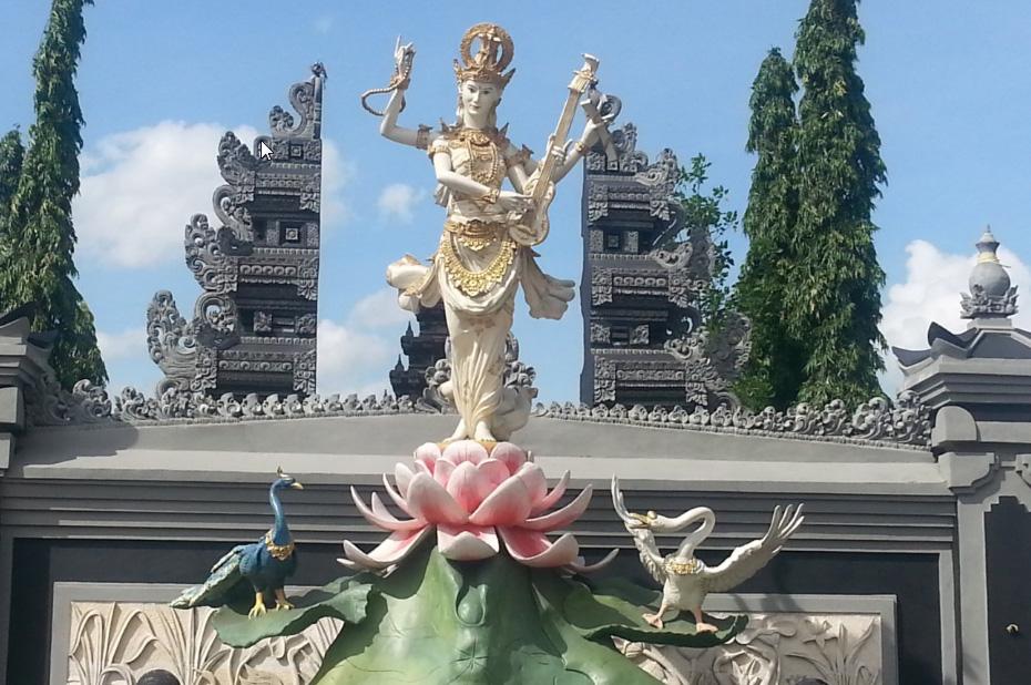 Pura Agung Jagat Karana
