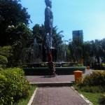 The Governor Suryo Monument