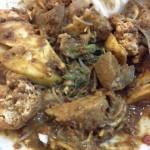 Indonesian Cuisine: Rujak Cingur