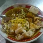 Indonesian Cuisine: Tahu Campur