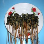 Indonesian Cuisine: Sate Kol