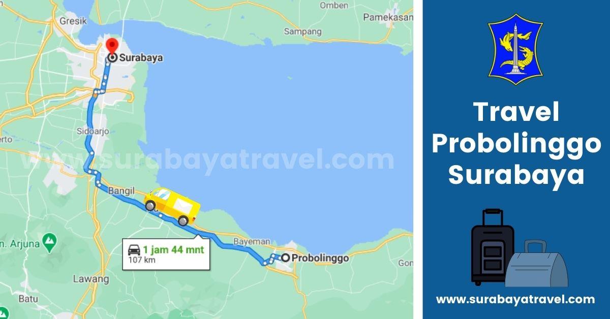 Agen Travel Probolinggo Surabaya
