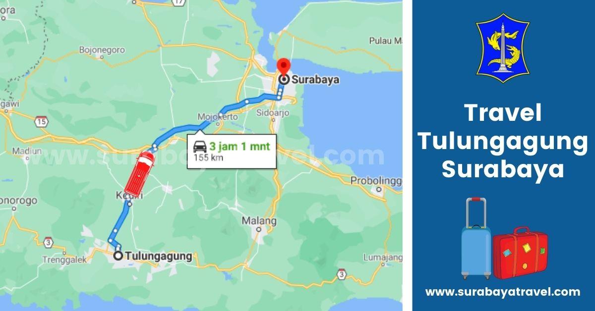 Agen Travel Tulungagung Surabaya