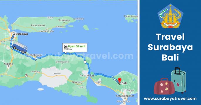 5 Daftar Travel Surabaya Bali Termurah di Surabaya